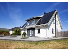 Goda exempel på solceller i Oxie, Malmö