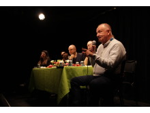 Teaterår i dialog med vår tid - teateråret 16/17 på Uppsala stadsteater