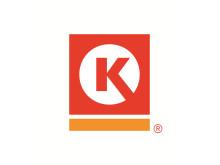 Circle K logo, square