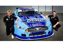 Mattias Lindberg, Ford Mustang GT, Erik Stillman