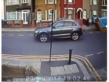 Cafer Aslan - pic of Audi Q5 used by suspect