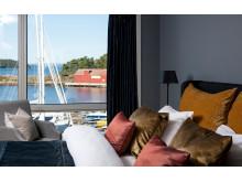DE BESTE GJESTEOPPLEVELSENE: Sov med god samvittighet på Son Spa. Alle hoteller i Nordic Choice Hotels er sertifisert med miljøstandarden ISO 14001.