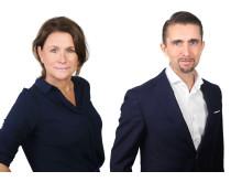 Camilla von Otter och Andreas Sandin