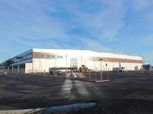 Exteriör lager Umeå