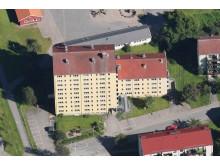 Øivinds vei 2 på Årvoll i bydel Bjerke