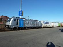 TRAXX Last Mile för Skandinavien under prov i Norge
