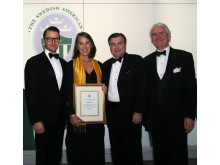 SACC New York Deloitte Green Award 2011