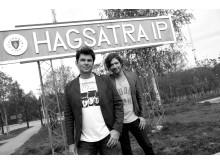 Niklas Strömstedt och Andreas Johnson - Hagsätra Sport!