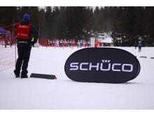 Schüco på plass på KM i Stafett i Akershus