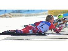 Karoline Erdal, skytebane, sprint ungdom kvinner, junior-vm 2016