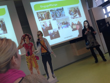Manga miljöprojektet presenteras
