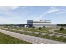 Elektroskandia Logistikcenter Örebro