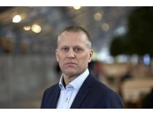 Christer Olsson, affärschef spårvagn och båt