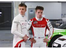 Nicklas Nielsen og Patrick Egsgaard til test på Hocekenheim