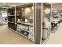 Nytt butikkonsept - Belysning