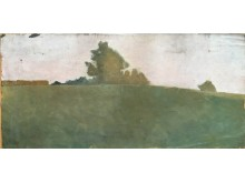Marie Krøyer, landskap från Gederod, Galleri Claes Moser, Grand Antiques.