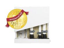 Pipemodul är nominerat till Nordbyggs Guldmedalj