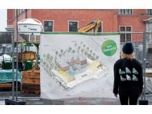 Ur årets examensarbeten från svenska arkitekturhögskolor på Konstakademien: Waste and Materials, Sara Zetterlund, Umeå universitet.