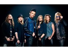 Diamond Dawn, melodisk rockband, nu i unikt och exklusivt samarbete mot företagsmarknaden.
