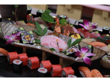 Sushi-Impressionen vom World Sushi Cup 2017