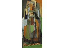 Kubistisk maleri af Henri Hayden.