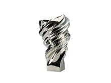 R_Squall_Silver titanium_Vase 32 cm