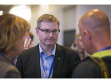 Jonas Ransgård m.fl. på Industridagen 2013