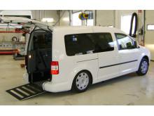 Bilar blir handikappvänliga med LTU-forskning