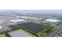 Subaru investerar i solenergi