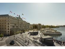 Grand Hôtel Stockholm facade 2018