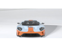 Ford GT'19 Heritage edition