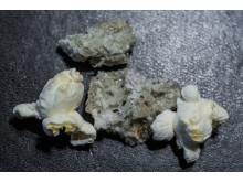 Popcornstenar - xenopumice