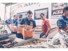 Matthias Walkner Alex-Doringer Dakar 2017