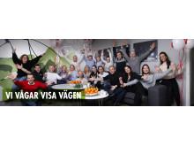 Stångåstadens medarbetare på lokalkontoret i Ryd