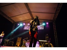 WE LOVE YOUGANDA: Bobi Wine from Uganda performing in Kampala at the #weloveyouganda festival