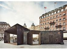 Nominerad Design S 2014, Arkitektur: Strömkajen båtterminaler