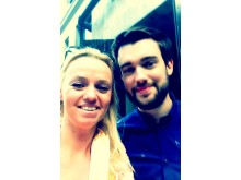 London Princess and Jack Whitehall