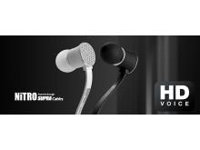 SUPRA NiTRO med HD Voice