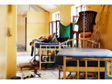Sjukhuset i Malakal attackerades i februari 2014. Patientern dödads i sina sängar. Foto: Anna Surinyach.