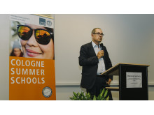 Santander fördert die Cologne Summer School