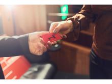 Överlämning av nyckel