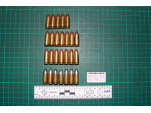 Image of recovered ammunition