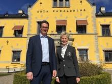 Roger Altsäter och Elisabeth Nilsson