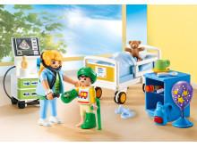 70192 Kinderkrankenzimmer von PLAYMOBIL