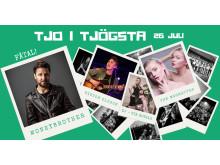 Tjo i Tjögsta 26 juli