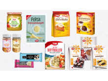 Nye matvarer fra Orkla Foods Norge september 2017