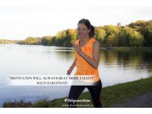 MOTIVATION WILL ALLWAYS BEAT MERE TALENT