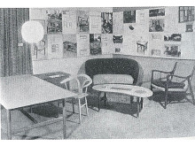 "Finn Juhl: ""The Dream table""."