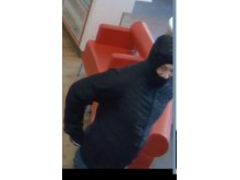 CCTV still of man police would like to speak to re: Camden robbery