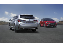 Nya Toyota Corolla och Corolla Touring Sports